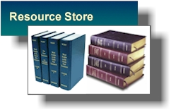 Learn more about our Resource Store
