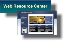 Learn more about our Web Resource Center